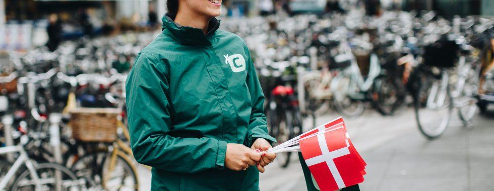 Flagdag 2017. Mette Abildgaard