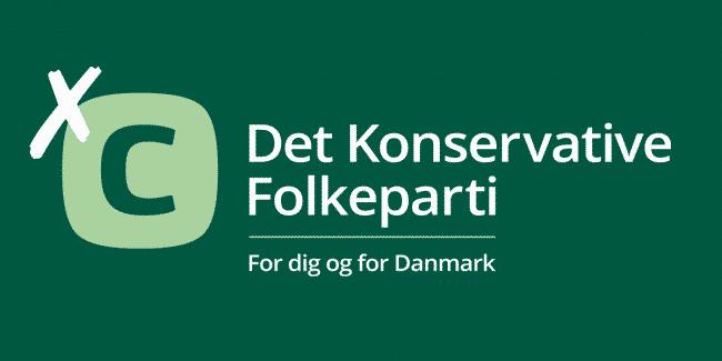 Det Konservative Folkeparti logo